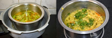 broken wheat sambar sadam