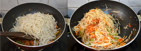 egg noodles preparation