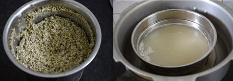 how to cook pearl millet