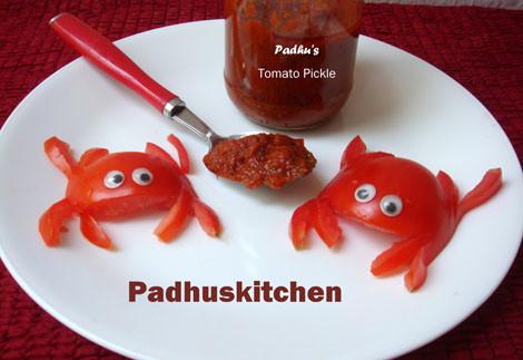 sun dried tomato pickle
