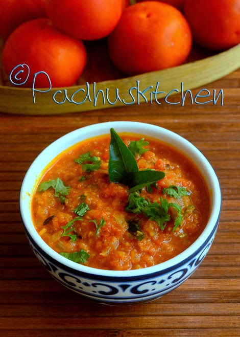 Tomato Kurma-Thakkali Kurma