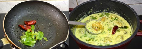 Paruppu Urundai mor kulambu recipe