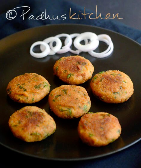 Aloo Tikki-How to make Aloo Tikki