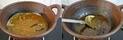How to make Manathakkali Vathal Kulambu