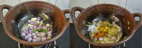 sauteing pearl onions