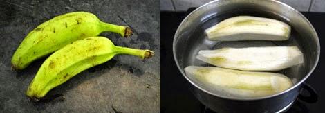 vazhaikkai-raw banana