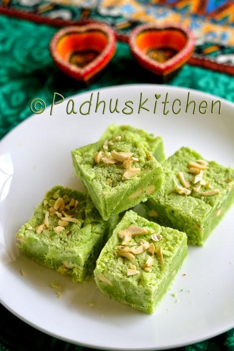 maida burfi-Diwali Sweets Recipes