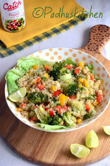 Quinoa Vegetable Salad Quinoa Vegan Salad