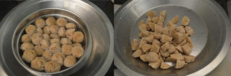 how to cook meal maker-soya chunks