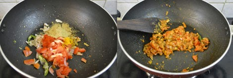 how to make meal maker kurma