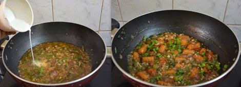 how to prepare Baby Corn Manchurian
