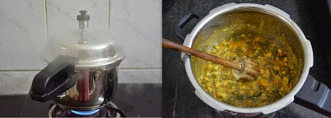 how to make sai bhaji
