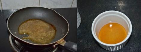 how to caramelize sugar