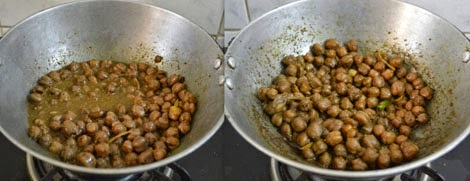 how to make pindi chana