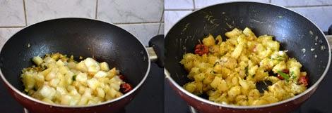 Kappa curry Kerala style
