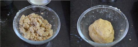 How to make Millet Cookies
