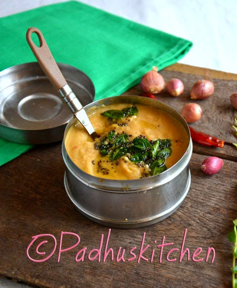 Peerkangai Chutney for Idli-Dosa-Ridge Gourd Chutney Recipe