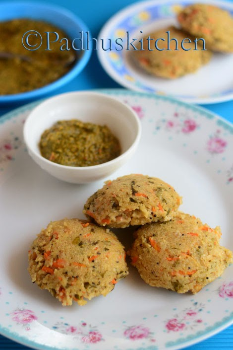 Cracked Wheat Oats Idli