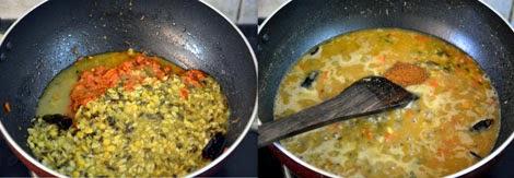 how to make Panchratna Dal
