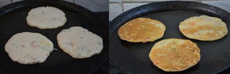 Bread uthappam recipe