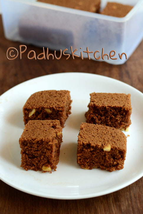 Parle G Biscuit Cake-Quick Biscuit Cake