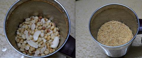 Andhra Phalli podi-Powder