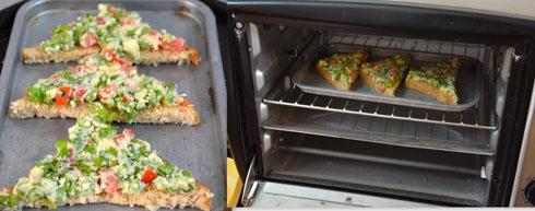Chilli Cheese Toast Sandwich Recipe