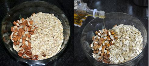 Easy Granola Recipe