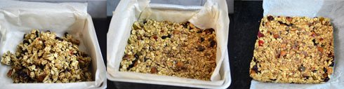 Easy Granola Bars Recipe