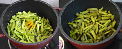cooking cluster beans