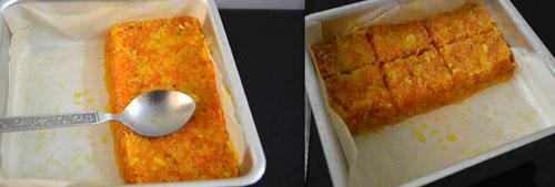 how to make carrot burfi