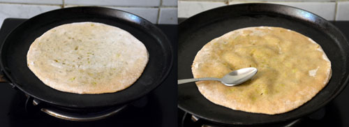 how to prepare broccoli paratha