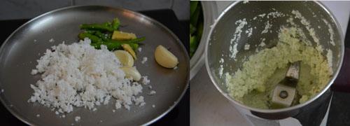 masala paste for capsicum gravy
