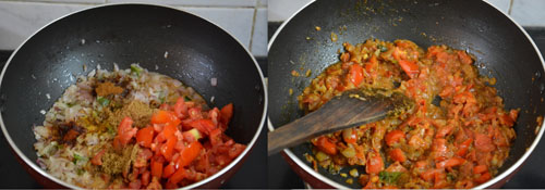 how to make capsicum gravy