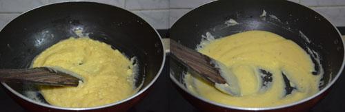 khoya burfi recipe
