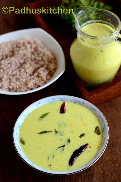 Moru Curry-Moru Kachiyathu