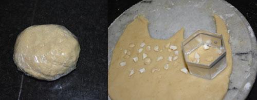 kaju biscuits recipe