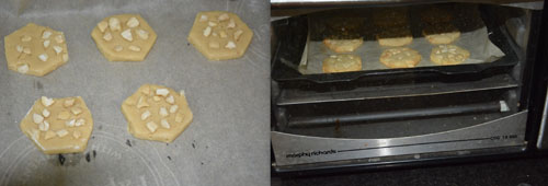 eggless cashew cookies