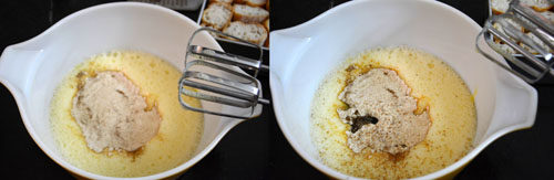 how to prepare bread pudding