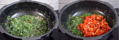 how to prepare methi paneer