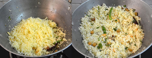 Indian Recipes with Couscous