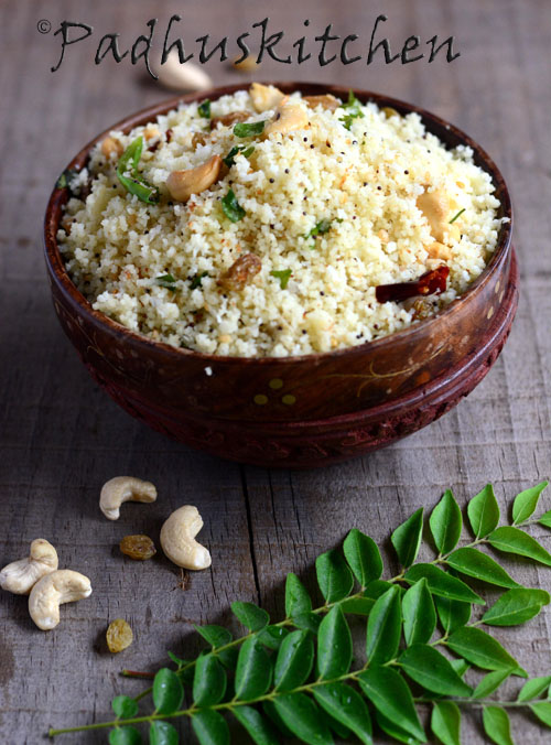 Coconut Couscous