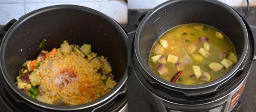 Gujarati Khichdi recipe
