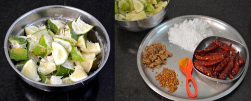 Citron Pickle Recipe
