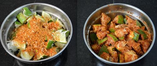 South Indian Narthangai Oorugai recipe