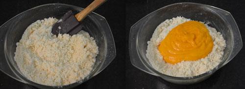 how to prepare mango sooji cake
