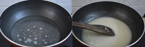 how to make aval kesari