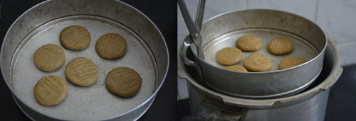 how to make cookies without oven