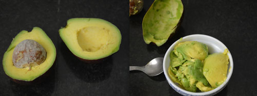 avocado-butter fruit