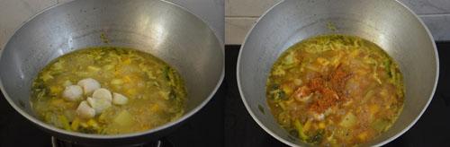 how to make kadamba sambar